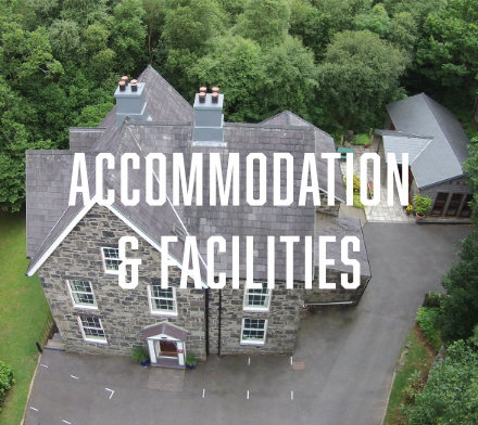 Accommodation and Facilities in LLanberis